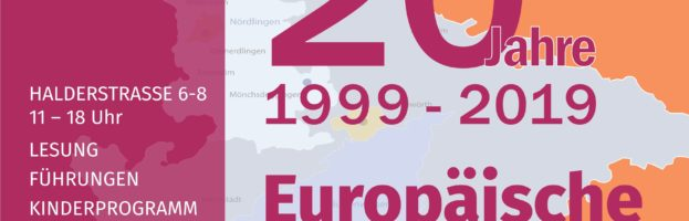 1999 – 2019: 20 Jahre Europäische Tage der jüdischen Kultur