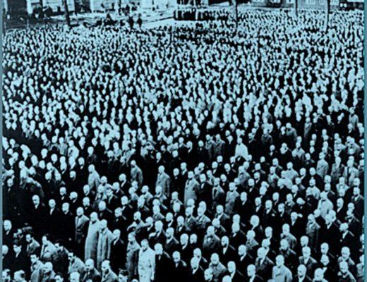 Online-Veranstaltung:    82. Gedenkfeier der Pogromnacht am 9. November 1938