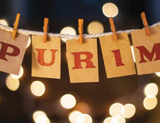 Purim 5781
